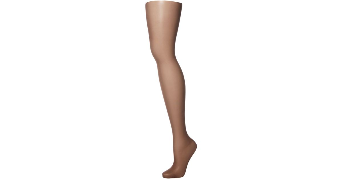 7cd4397a30fe3 Wolford 15 Denier Sheer Tights in Brown - Lyst