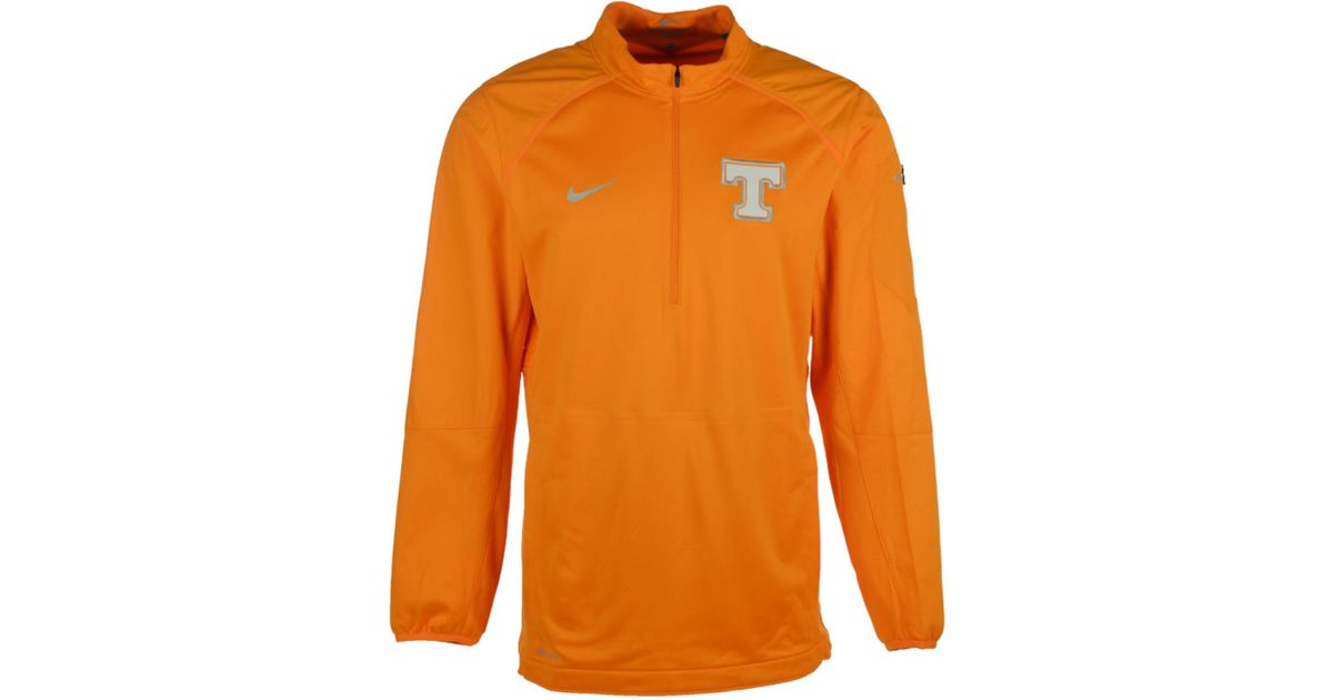 Nike Menu0026#39;s Tennessee Volunteers Hybrid Jacket in Orange for Men (Tennessee Orange) | Lyst