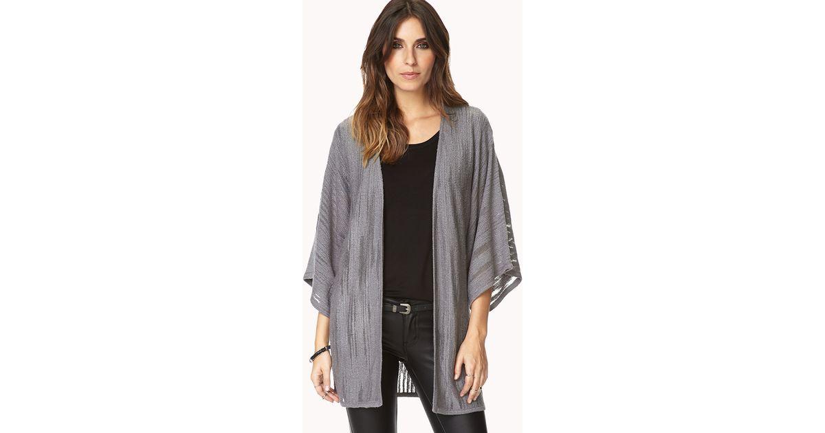 forever-21-gray-free-spirit-kimono-cardigan-product-1 ...