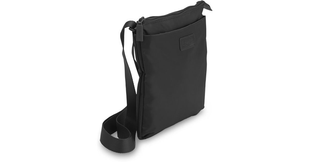5fdafb75e76 Lyst - Lipault Crossbody Bag in Black for Men