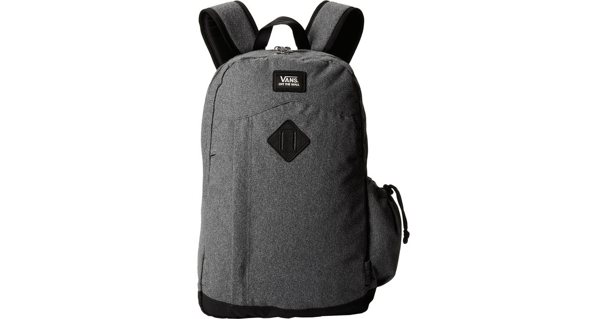 Lyst - Vans Authentic Ii Skatepack in Black for Men 9ef9481ff