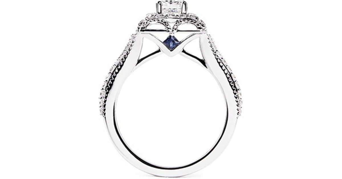 mall of america engagement rings tiara ring fairytale pandora