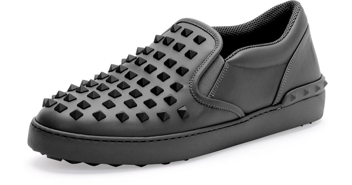comfortable online clearance fashionable Valentino slip-on sneakers outlet cheap online cheap enjoy xyXwM