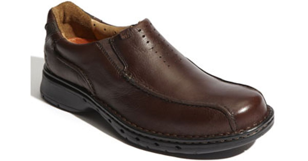 Clarks Un Seal Mens Shoes