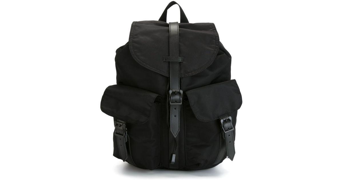 Lyst - Herschel Supply Co.  dawson  Backpack in Black for Men 4d8be7ba3bcce