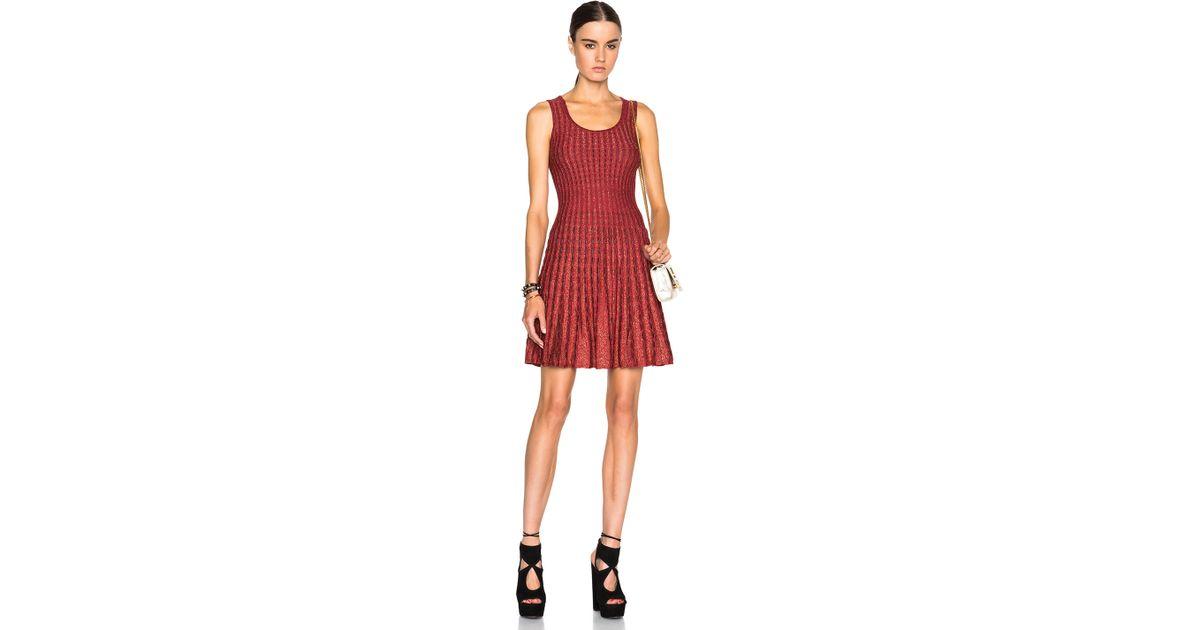 M missoni red dress 2 piece