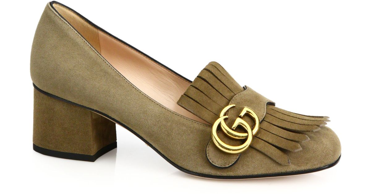 Womens   Brown Marmont Shoes