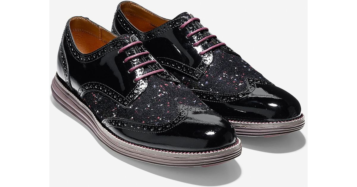 Black Cole Haan Lunargrand July 2017