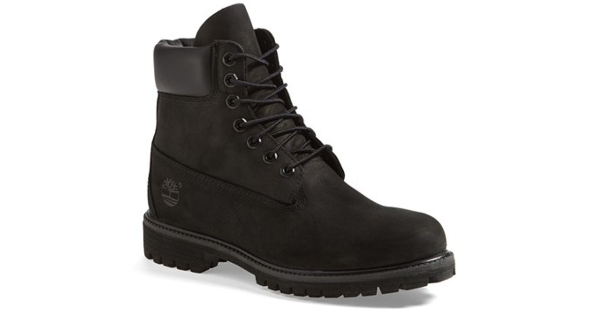 timberland six inch classic boots premium boot in