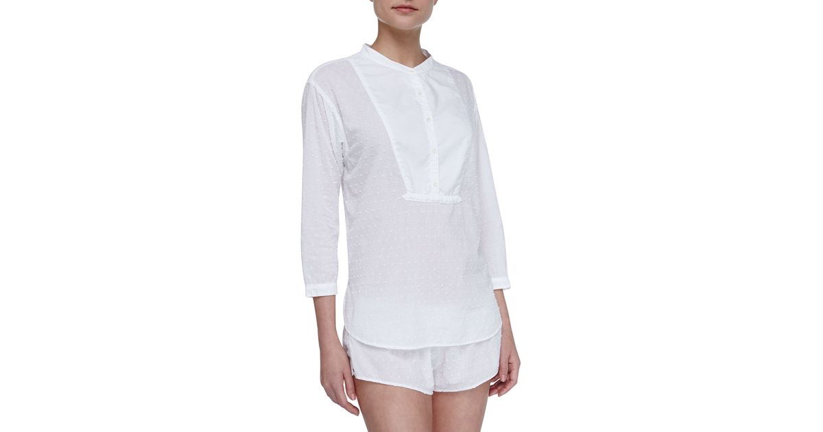 Blank Cotton Nightshirts & Sleep Shirts from I Don't Do Mornings I Don't Do Mornings is proud to feature the largest supply of comfortable blank cotton nightshirts available. In a wide variety of styles and colors, these nightshirts are ready to wear or print.