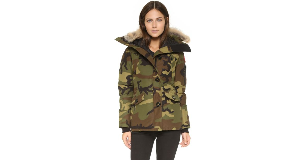 Canada Goose' Women Red Montebello Parka