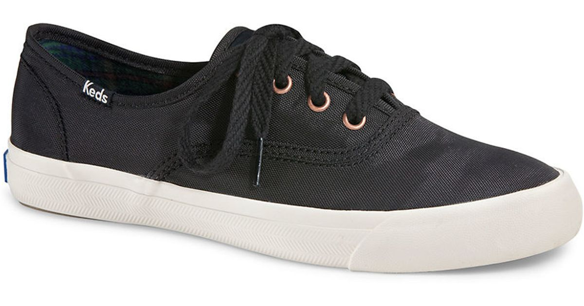 keds triumph sneakers in black lyst