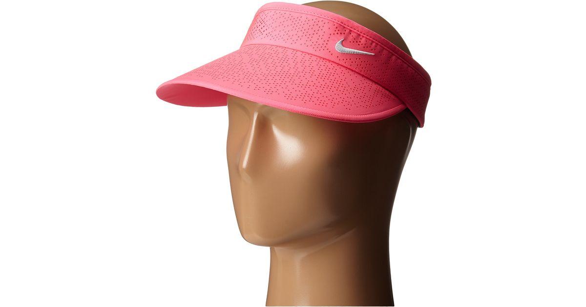 370f2290adf66 Nike Big Bill Visor 2.0 in Pink - Lyst