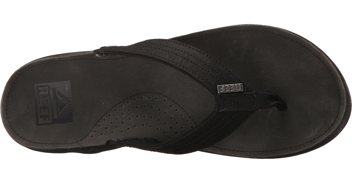 Lyst - Reef J-bay Iii in Black for Men 18caa81c47b9