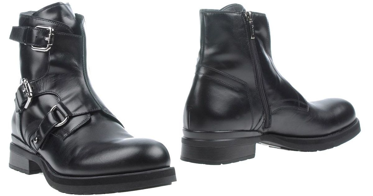 CESARE P. Ankle boots low price fee shipping cheap price outlet choice supply sale deals clearance footlocker AmyC1q