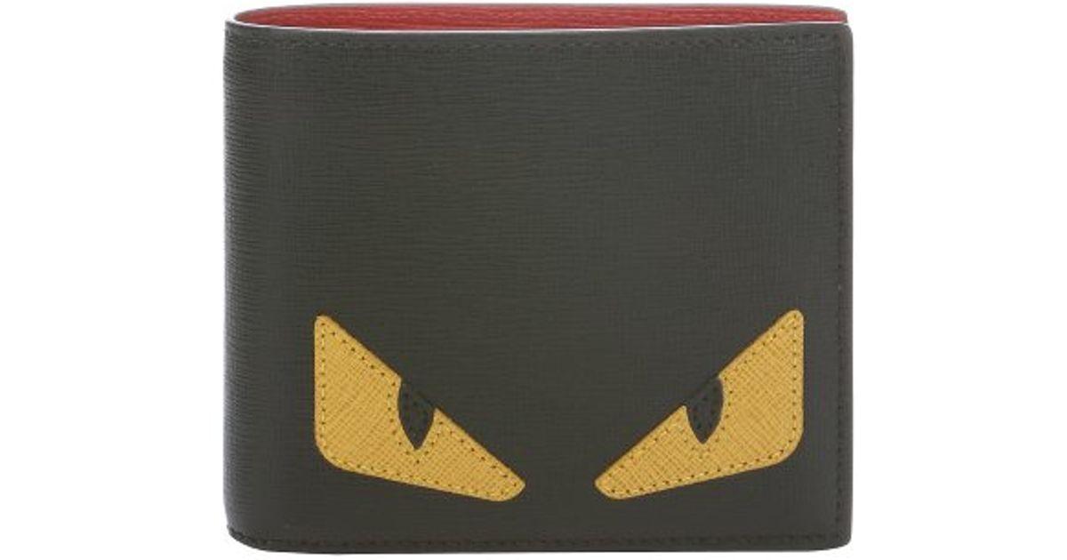 Fendi Wallet With Eyes