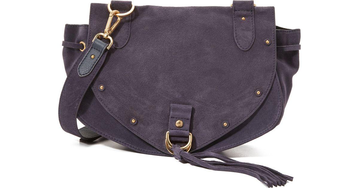 d1091e214e5c Lyst - See By Chloé Collins Saddle Bag
