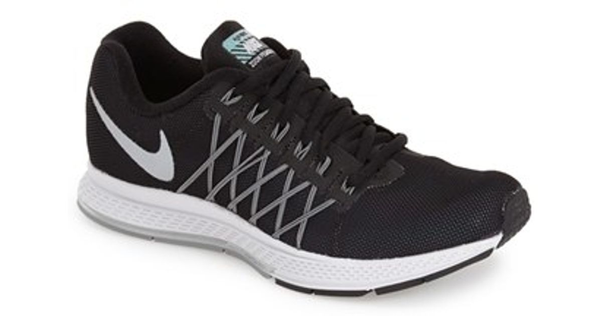 half off 5ad58 e9286 Nike  zoom Pegasus 32 - Flash  H2o Repel Running Shoe in Purple - Lyst
