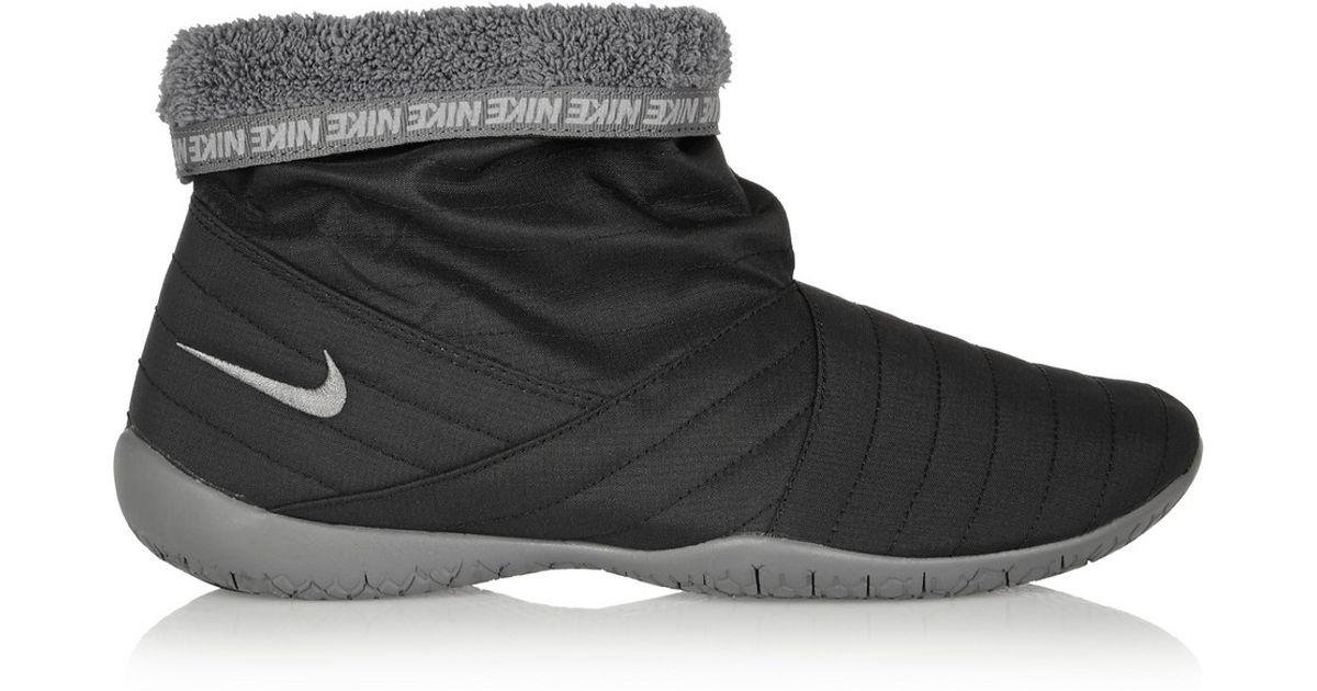 99da0fa2852fe6 Nike - Black Studio Mid Pack Yoga Shoe And Outdoor Boot - Lyst