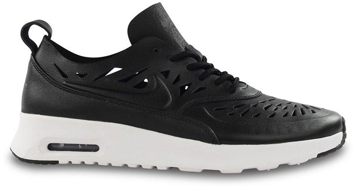 super popular 65f3b 7b0ce ... Lyst - Nike Wmns Air Max Thea Joli Black in Black ...