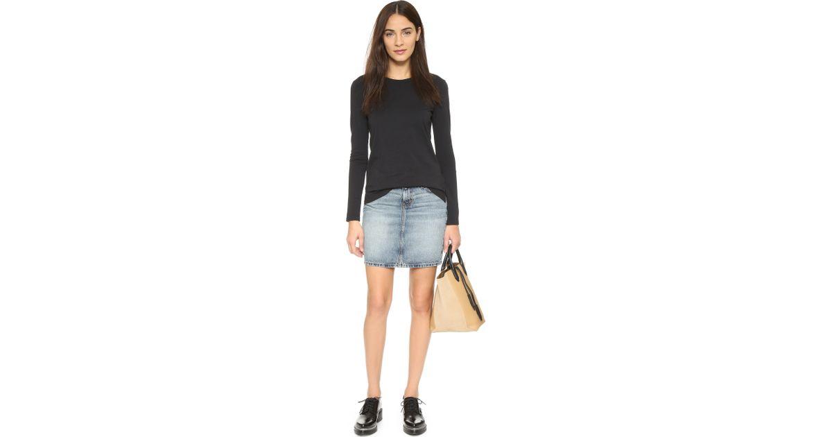 Skinny Miniskirt 102
