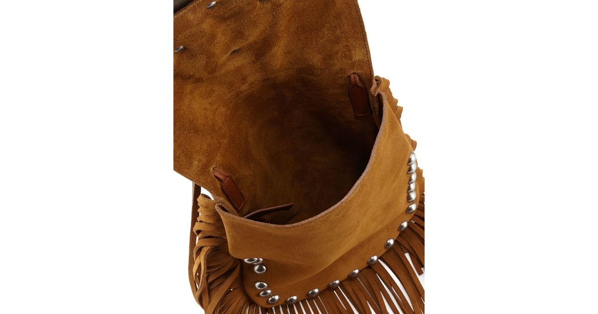 y bag ysl - yves saint laurent brown fringed suede anita bag, black ysl clutch