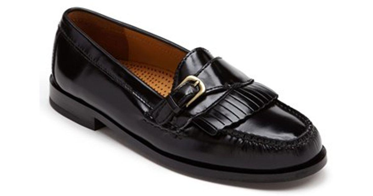 S Buckle Shoes Mens