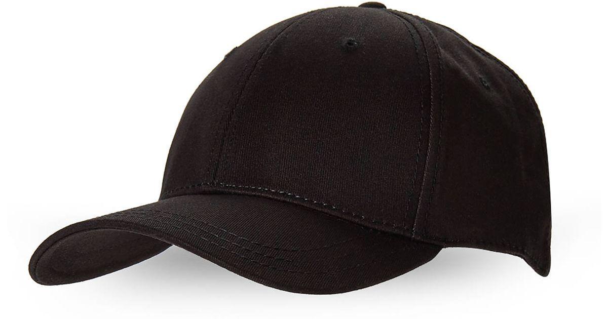 145e9504bcd Lyst - Ben Sherman Baseball Cap in Black for Men