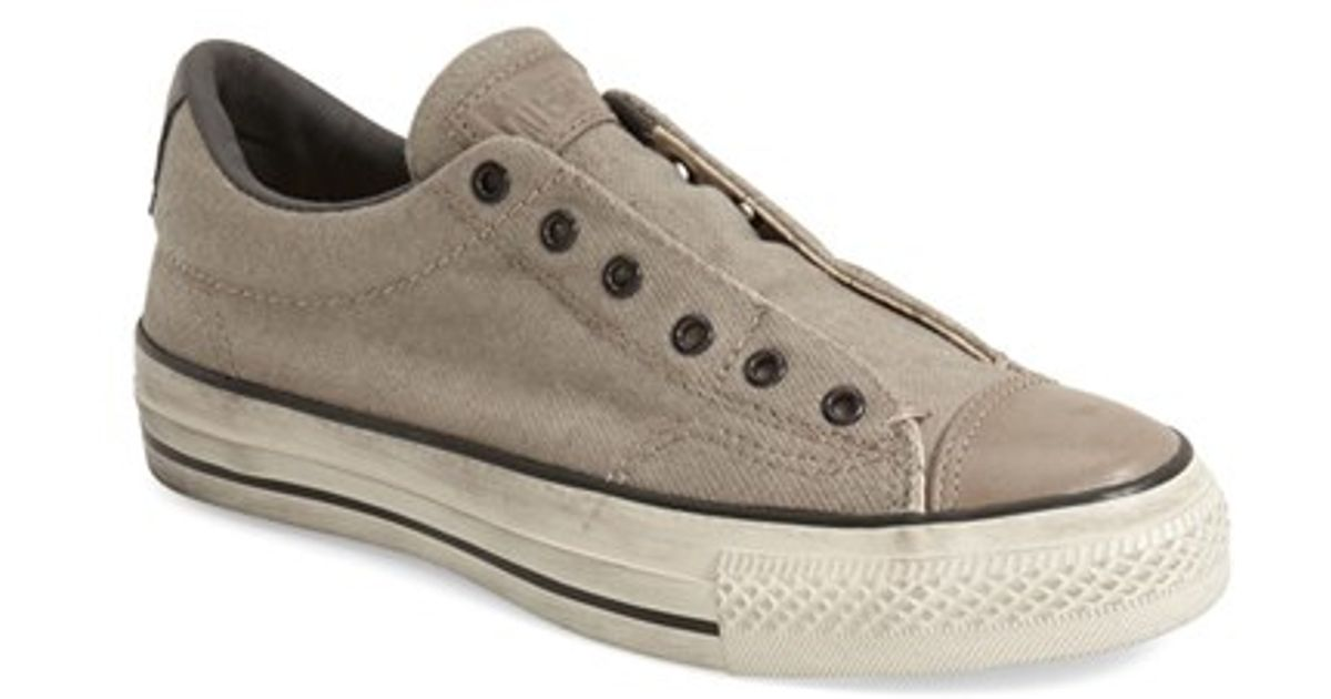 d518917900c Lyst - Converse Chuck Taylor All Star Laceless Sneaker in Natural for Men