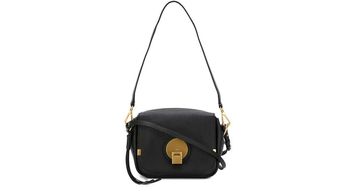 Chlo�� \u0026#39;indy\u0026#39; Shoulder Bag in Black | Lyst
