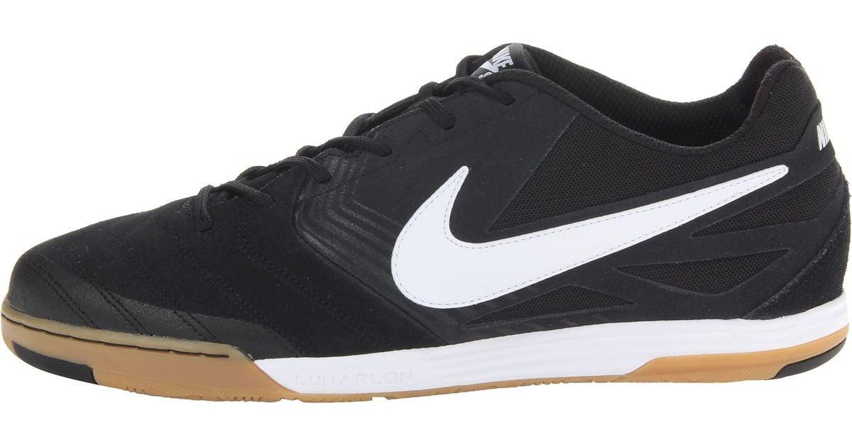 new styles 72ac2 19e15 Nike Sb Lunar Gato in Black for Men - Lyst