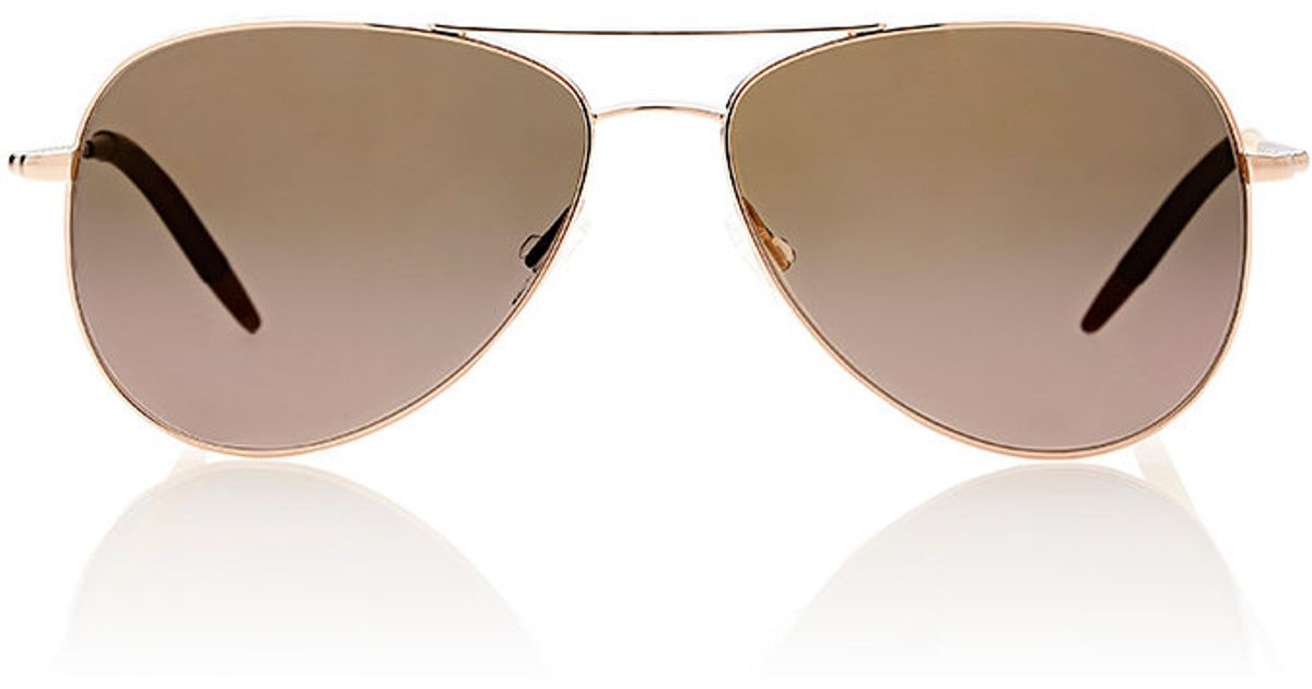a8a2d0fdbb Lyst - Oliver Peoples Kannon Sunglasses