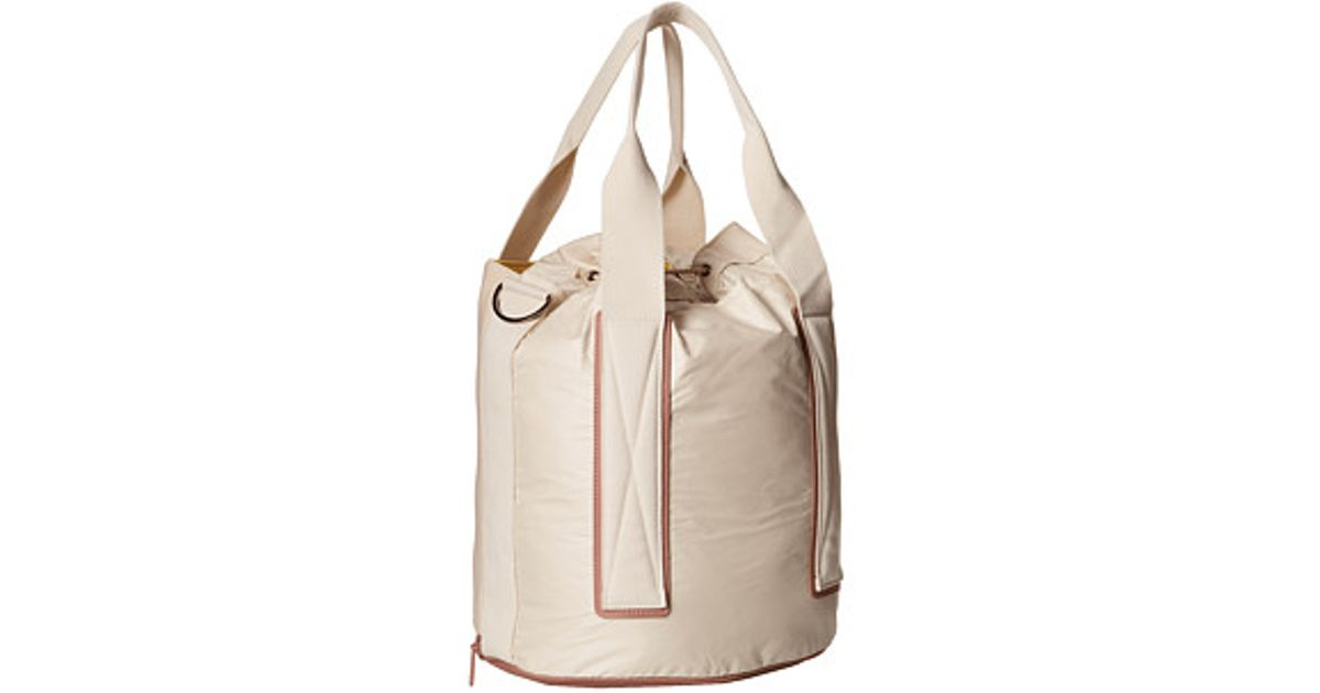 239b7b0a808d Lyst - adidas By Stella McCartney Barricade Tennis Bag in White