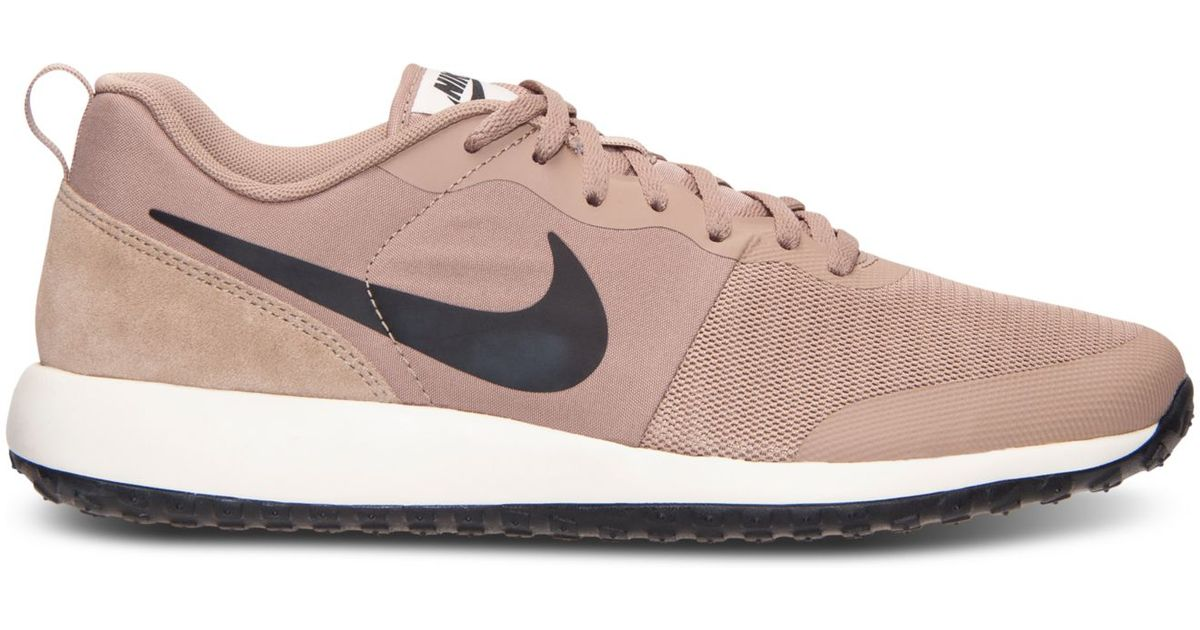 bab55738a1d8 Lyst - Nike Men s Elite Shinsen Casual Sneakers From Finish Line in Natural  for Men