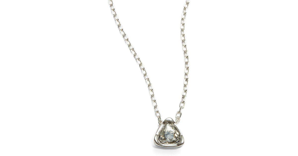 Uno De 50 Star Trick Swarovski Crystal Pendant Necklace In