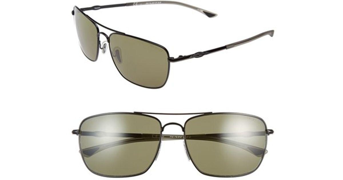 3249d020994 Lyst - Smith Optics  nomad - Chromapop(tm)  59mm Polarized Navigator  Sunglasses in Black for Men