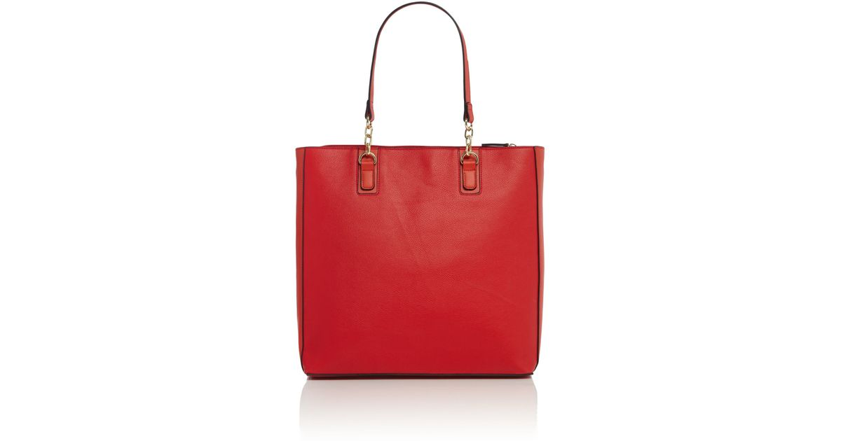 Therapy Miaya Ns Tote Bag in Red - Lyst 98869d873f535
