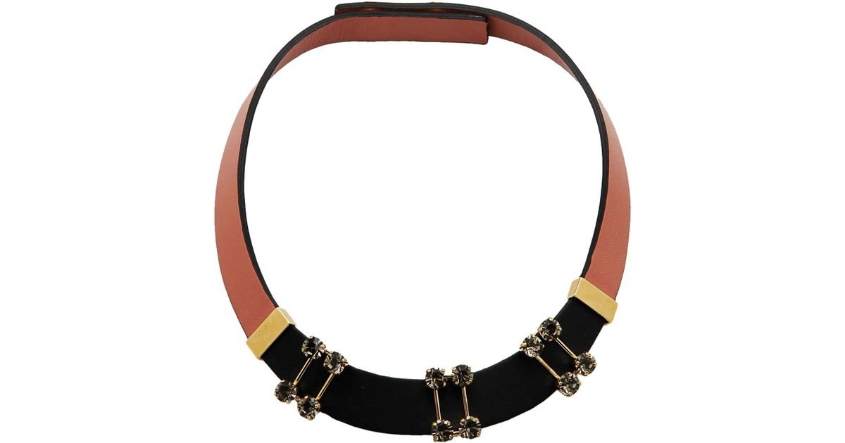 us f from marni woman store the collection summer necklace n spring online