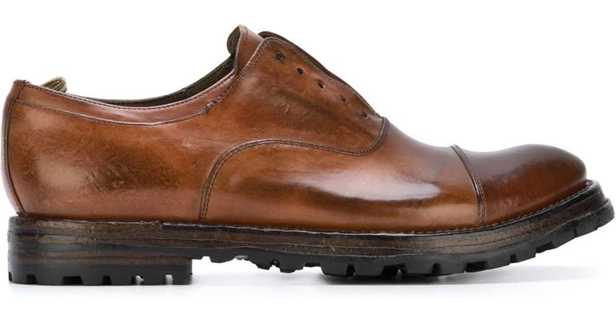 Officine Creative Lexikon Oxford shoes cheap pay with paypal wMYL9t