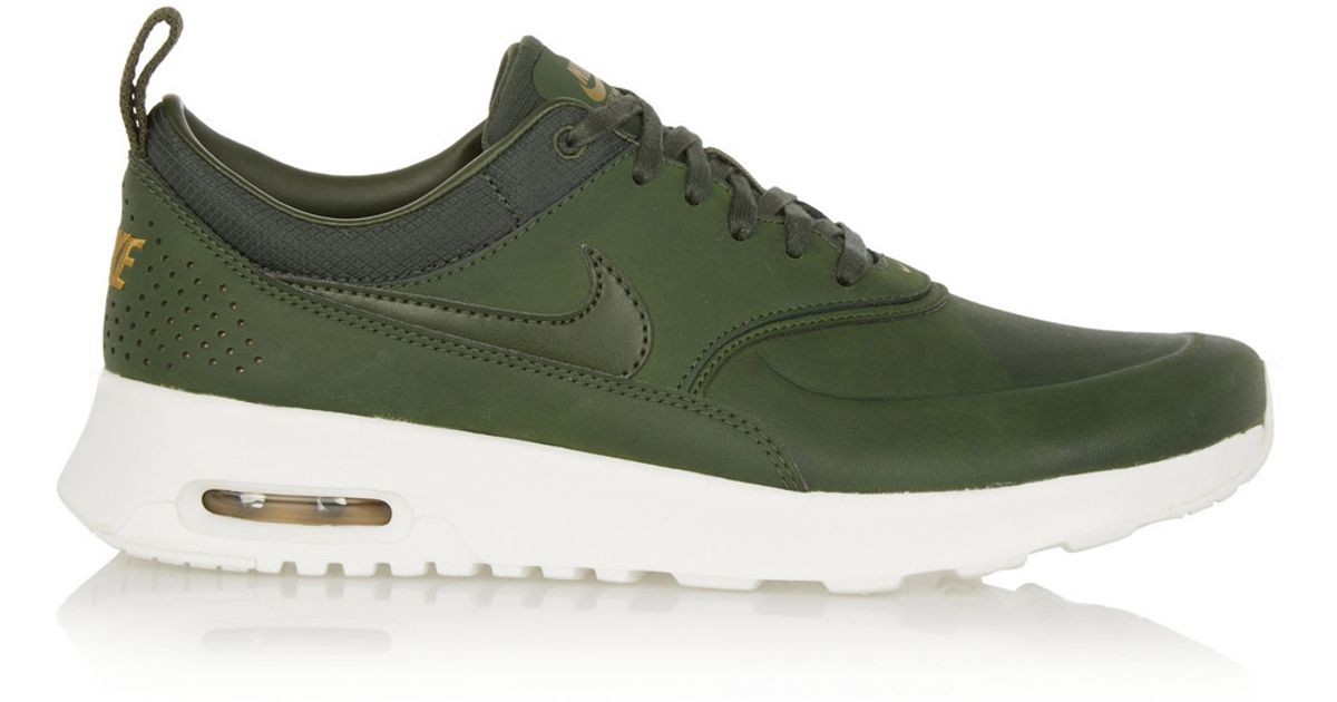 nike air max thea green. Black Bedroom Furniture Sets. Home Design Ideas