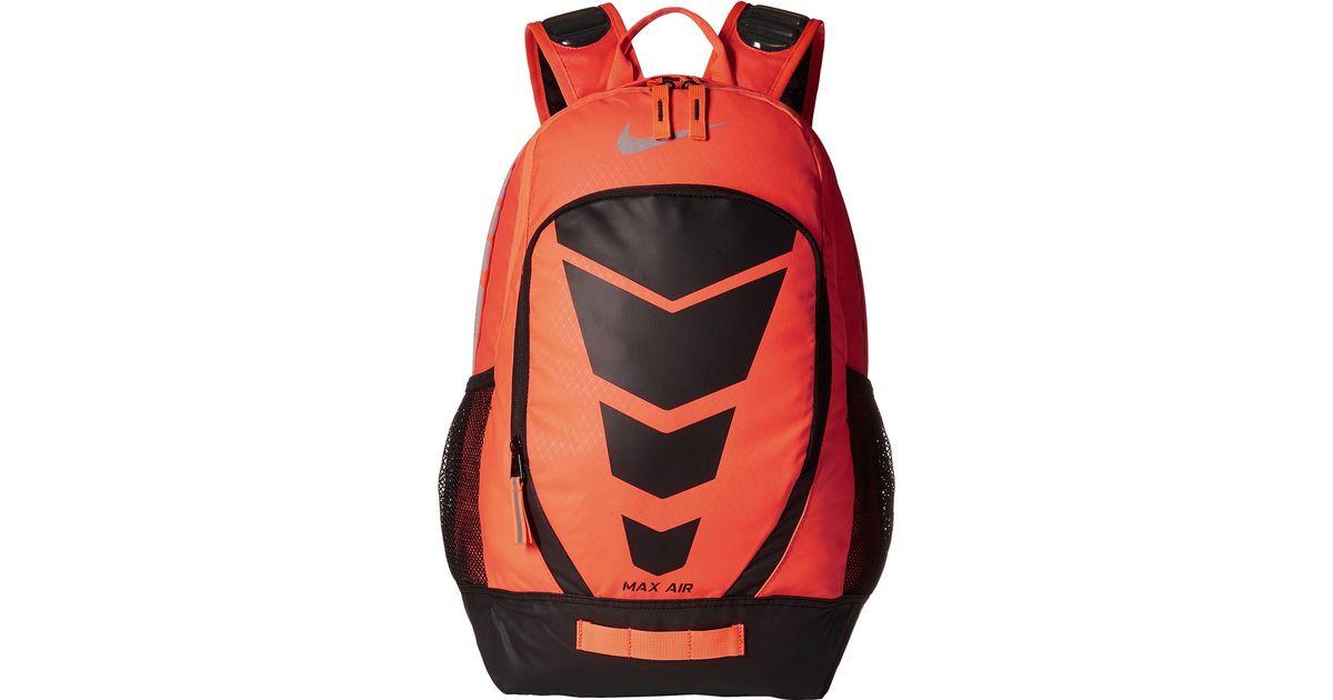 Lyst - Nike Max Air Vapor Backpack in Orange for Men