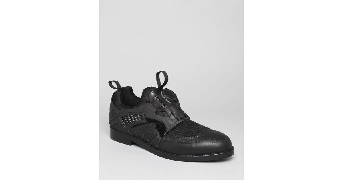 the best attitude 3762a 13dfb PUMA Mihara Yasuhiro My72 Hybrid Sneakers in Black for Men - Lyst