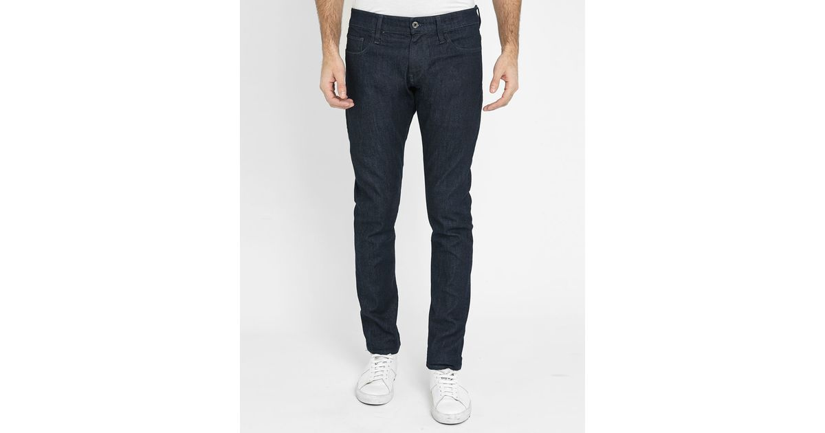 g star raw raw denim 3301 deconstructed super slim jeans. Black Bedroom Furniture Sets. Home Design Ideas