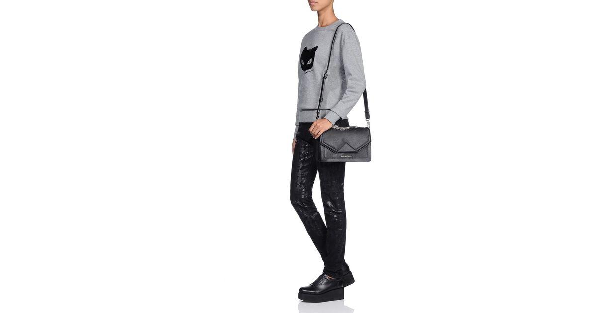 K/Klassik Shoulderbag Karl Lagerfeld q47vmgXWEO