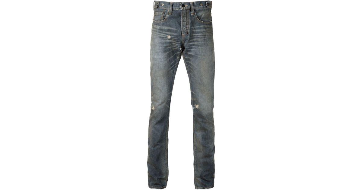 51de55fa139 Lyst - PRPS  demon Salm  Jeans in Blue for Men