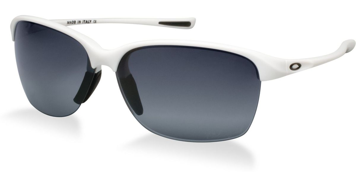 381594ce8a Lyst - Oakley Unstoppable in White