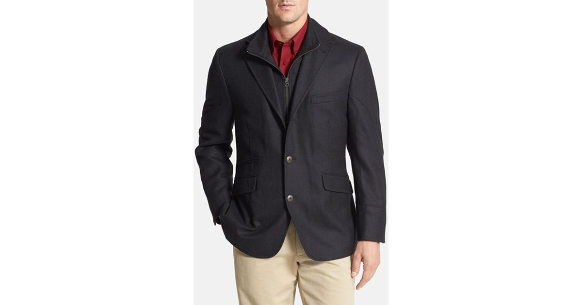Kroon 'ritchie' Classic Fit Wool & Cashmere Hybrid Sport Coat in ...
