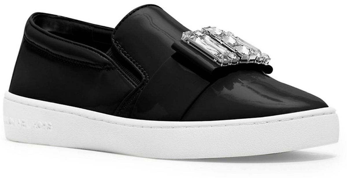 Michael Michael Kors Michelle Patent Leather Slip On
