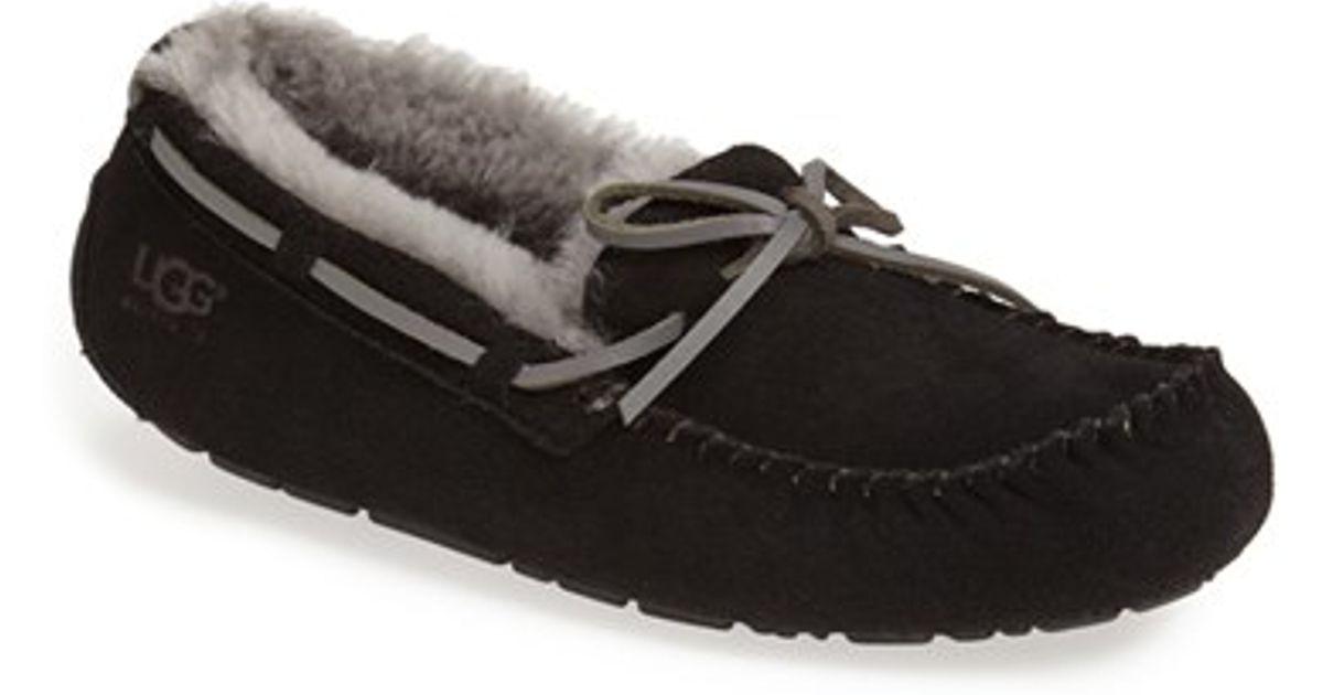 Black Ugg Slipper Shoes