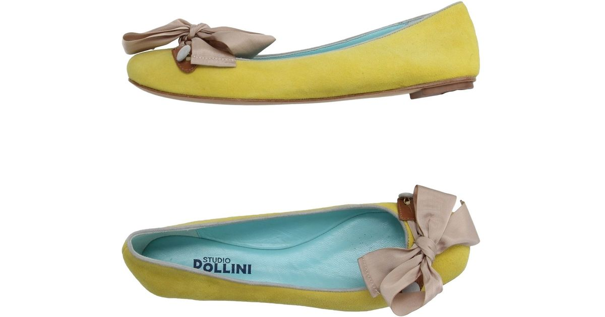 clearance ebay cheap low shipping fee STUDIO POLLINI Ballet flats from china for sale oYNNz